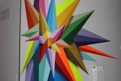 Pics multicolores