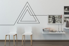Triangle puissance 10