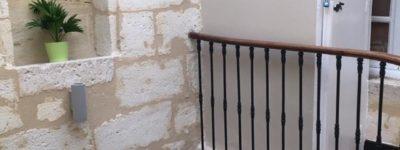 [IMMEUBLE] Rénovation d'une cage d'escalier à Bordeaux