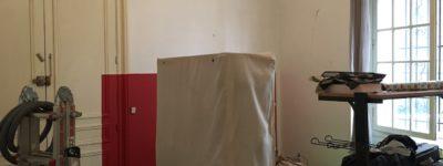 [APPARTEMENT] Réparations & rénovation d'un appartement bordelais suite à des dégradations provoquées par une construction