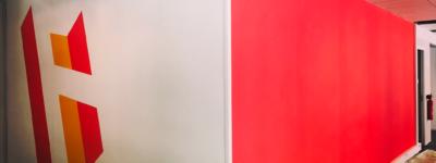 [ENTREPRISE] Peinture & pose d'un décor