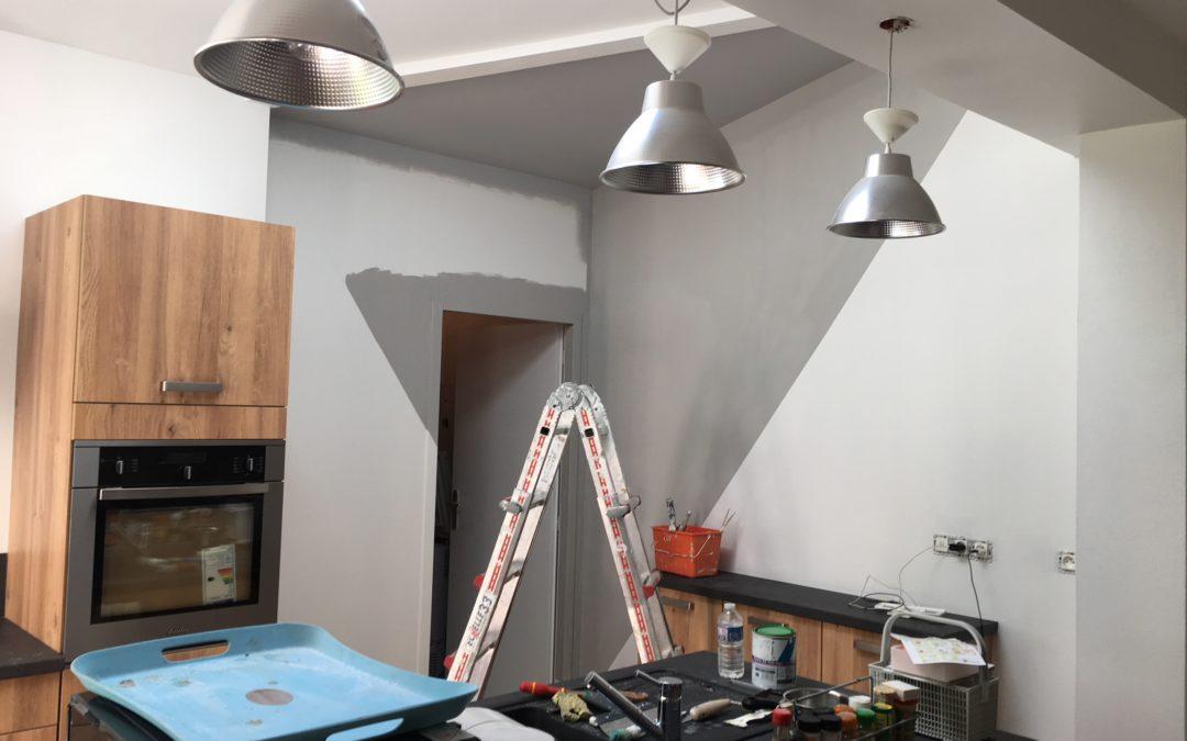 [BORDEAUX] Triangles et formes géométriques dans une maison