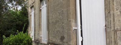 [MAISON] Rénovation de portails, de volets et remise en état d'un mur