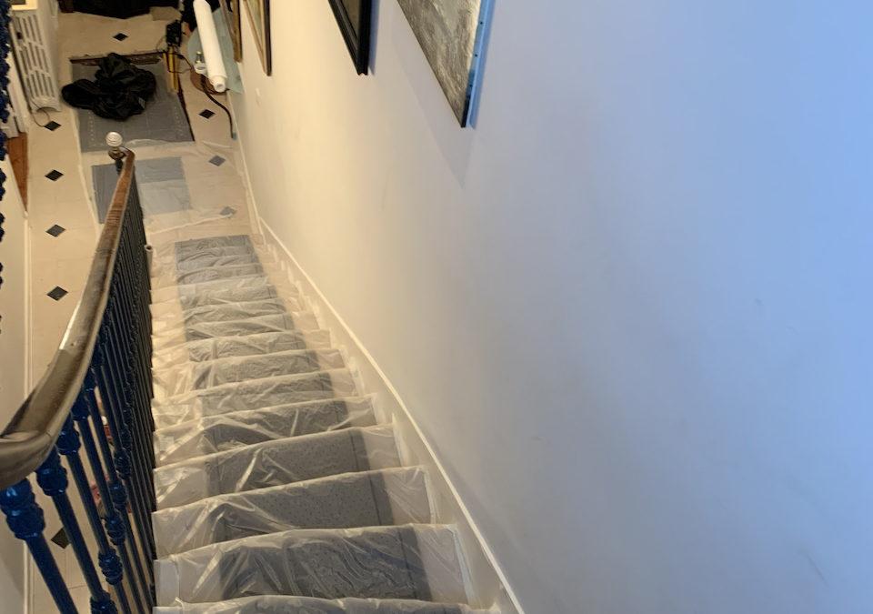 [BORDEAUX] Zoning sur le mur d'un escalier