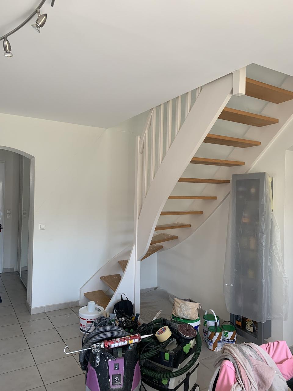 [LEGE-CAP-FERRET] Escalier & co