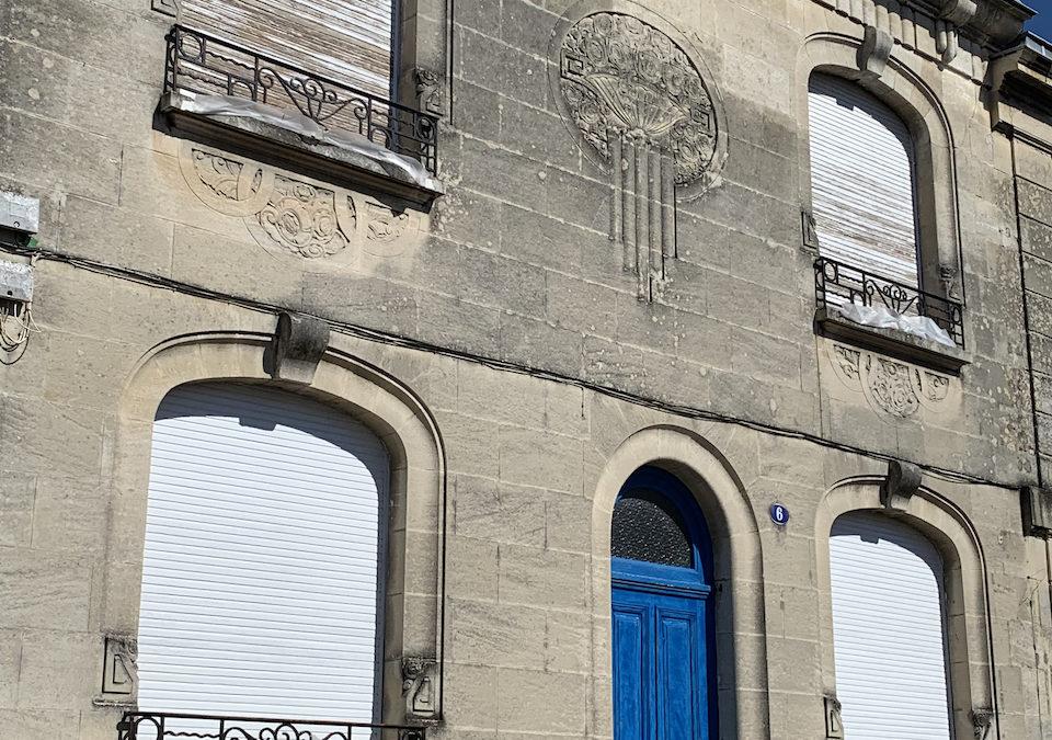 [BORDEAUX] Rénovation des portes/volets/fenêtres d'une échoppe