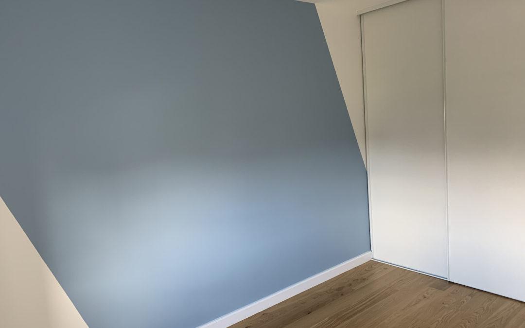 [MERIGNAC] Triangles et formes géométriques dans un appartement