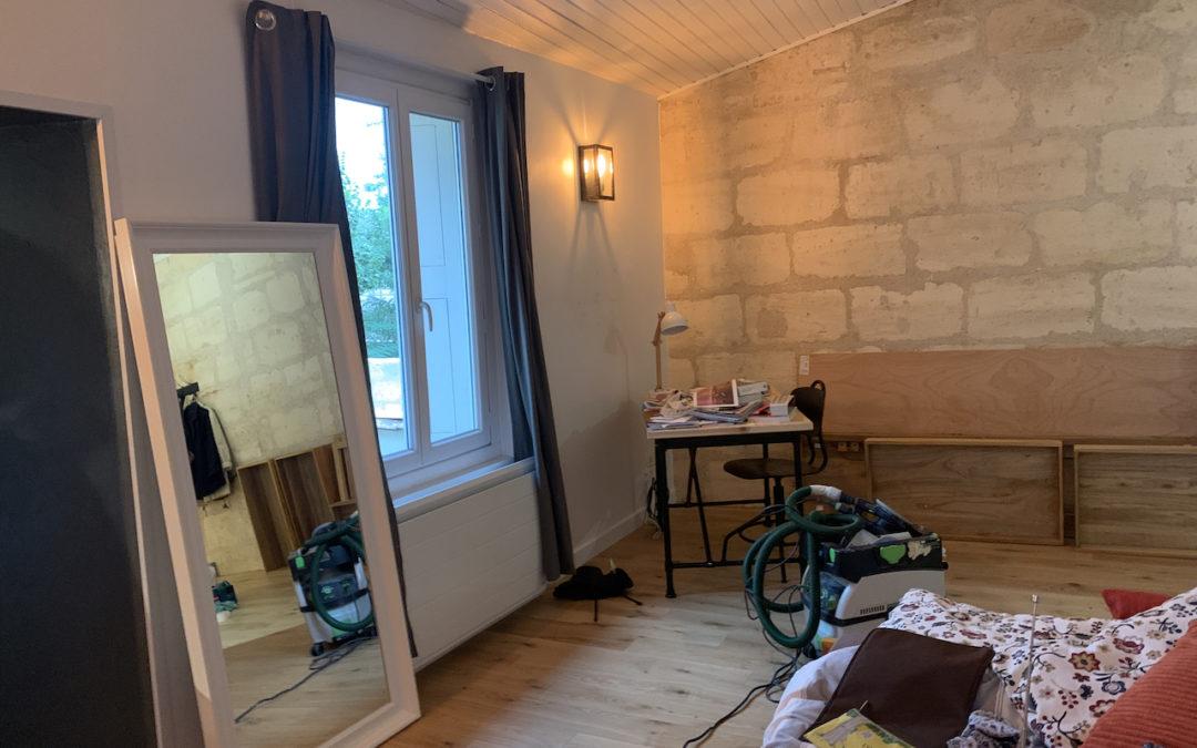 [BORDEAUX] Pointes de couleurs dans un appartement tristounet