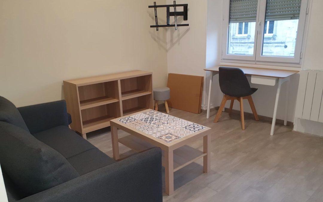 [BORDEAUX] Rénovation complète d'un studio