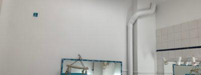 [BORDEAUX] Mise en peinture d'un appartement après dégâts des eaux.