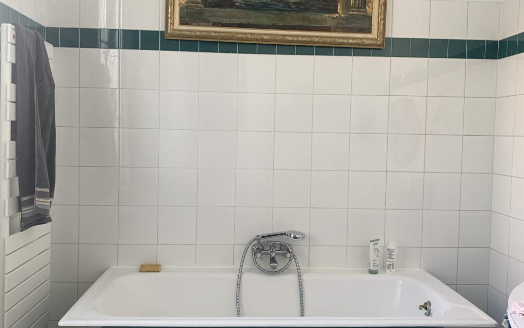 [BORDEAUX] Relooking d'une baignoire