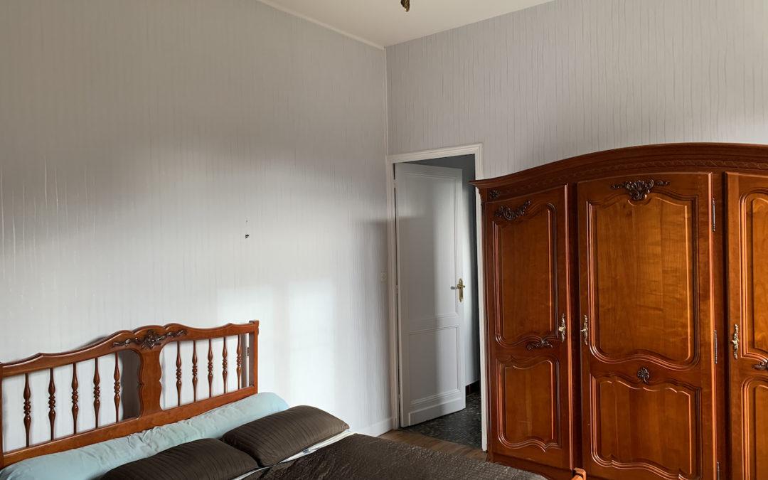 [BRUGES] Grosse rénovation pour une chambre toute neuve
