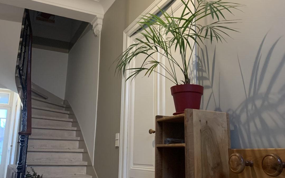 [BORDEAUX] Rénovation d'une entrée dans une maison bordelaise
