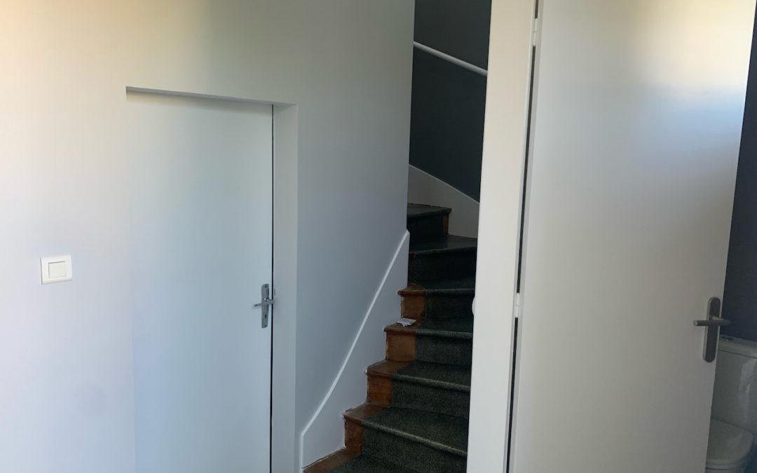 [EYSINES] Remise en état d'une cage d'escalier