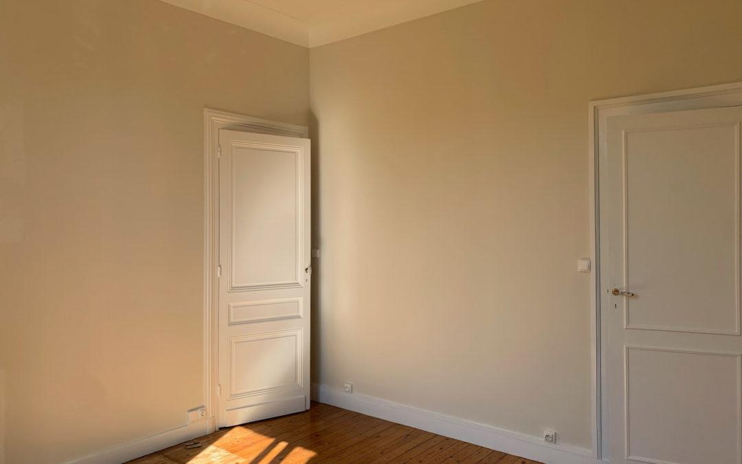[BEGLES] Rénovation de 2 chambres